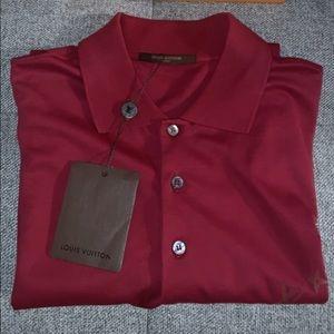Louis Vuitton men's pocket polo
